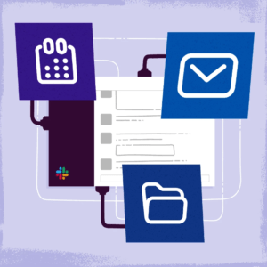 Integrate tools with Slack